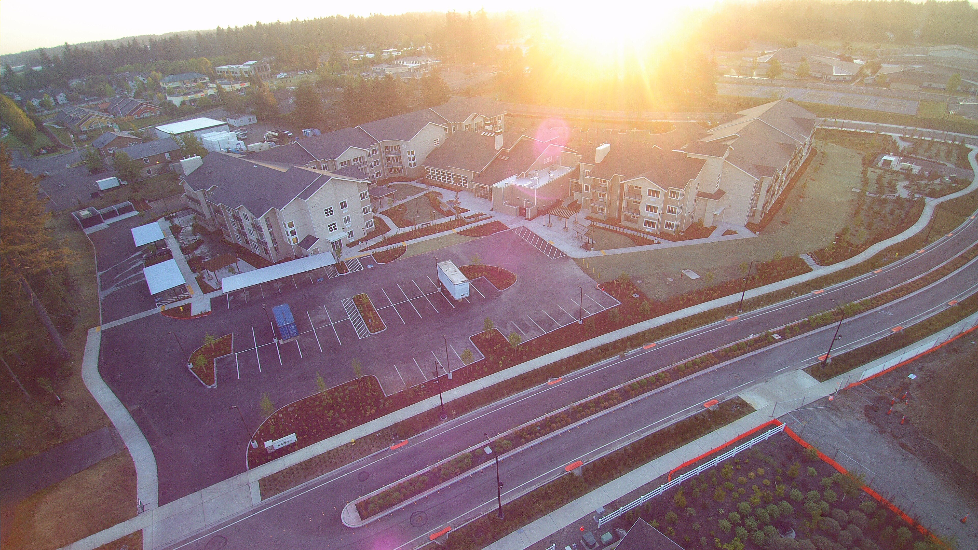 The Rush Companies Completes First Senior Housing Project, Revel Lacey