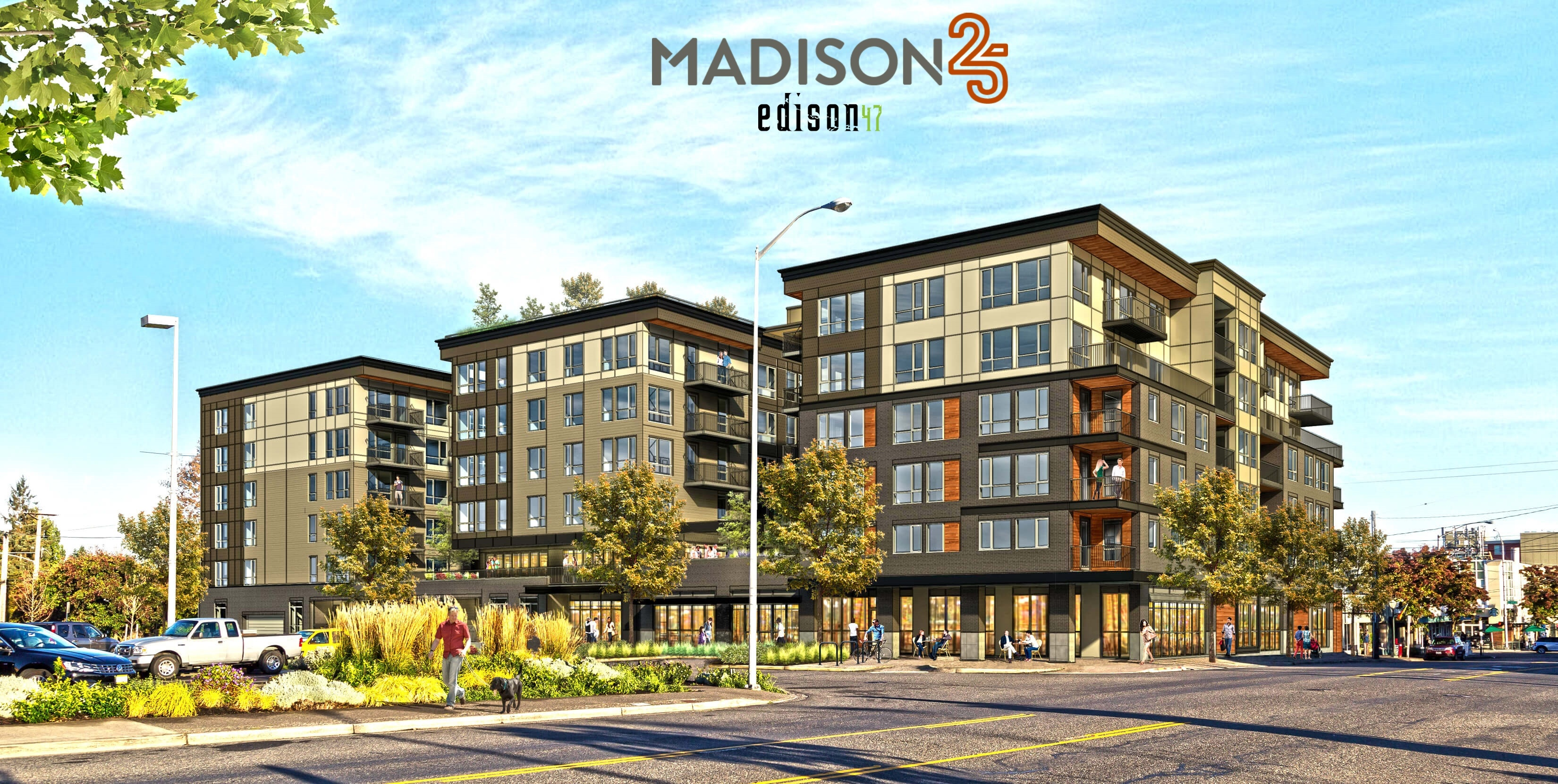 Madison25 Retail is 100% Leased!